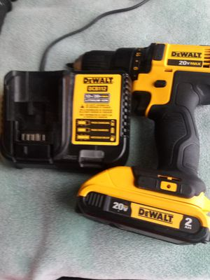 20 volt dewalt drill for Sale in Collins, NY