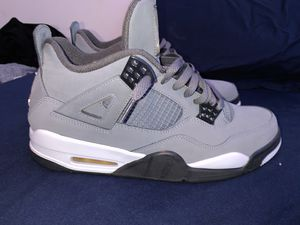 Jordan 4 Cool Grey size 11 (worn 3x) for Sale in Severn, MD