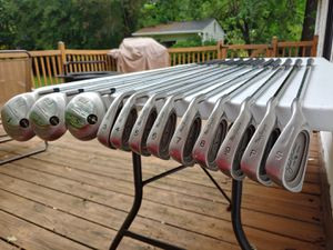 Complete set of GOOD golf clubs. for Sale in Greensboro, NC