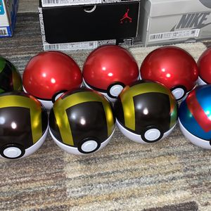 Pokémon Balls Toys for Sale in Gainesville, VA