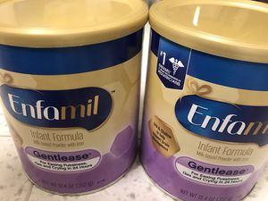 2 cans Gentlease new for Sale in Fresno, CA