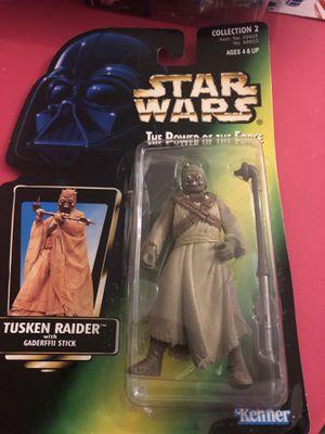 Star Wars POTF vintage Tusken Raider action figure for Sale in Woodbridge, VA