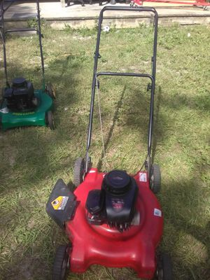 Yard machine lawn mower for Sale in Tampa, FL