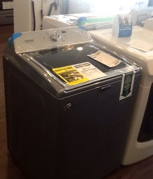 New open box maytag washer MVWB765FC for Sale in Whittier, CA
