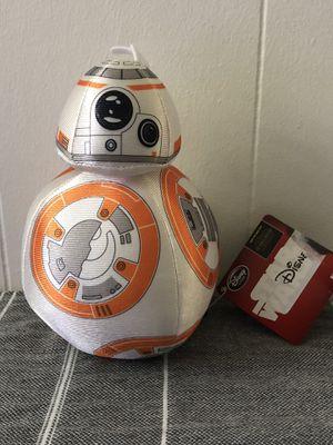 New Star Wars BB8 Plush for Sale in Key Biscayne, FL
