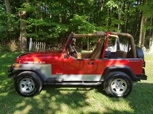 1995 Jeep Wrangler for Sale in Canal Winchester, OH