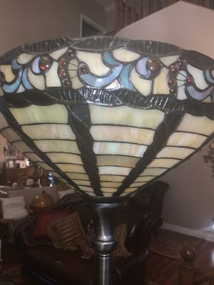Tiffany style floor lamp for Sale in Laveen Village, AZ