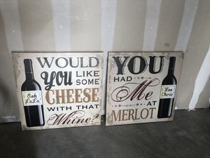 Home Decor- Wine for Sale in Longmont, CO