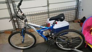 Bike with trailer for Sale in Federal Way, WA