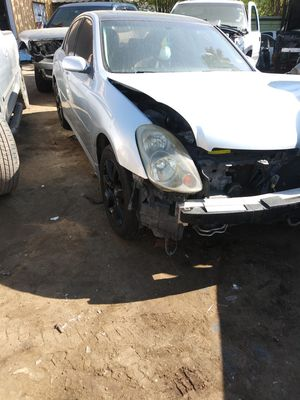 2006 infinity G3.5 for parts for Sale in Houston, TX