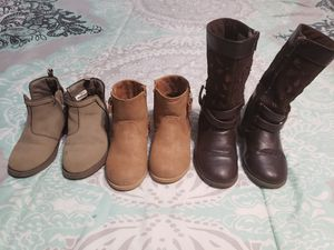 Girls boots for Sale in Menifee, CA