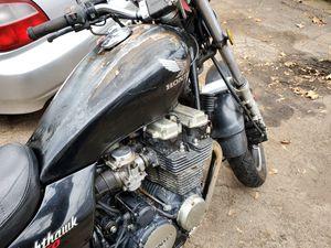 1984 Honda Nighthawk 650cc for Sale in Brockton, MA