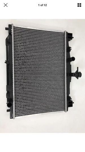 MAZDA 2 2011-14 RADIATOR 1.5L L4 REPLACEMENT MA3010231 CUC13233 CRS CAR PART M2 for Sale in Plainfield, IL