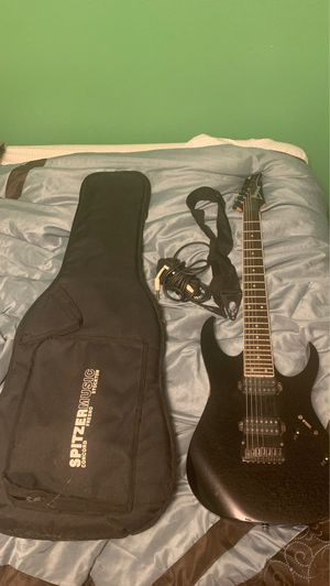 Electric Guitar (Ibanez RG7321) for Sale in Tacoma, WA