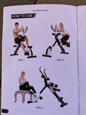 Exercise bike for Sale in Surprise, AZ