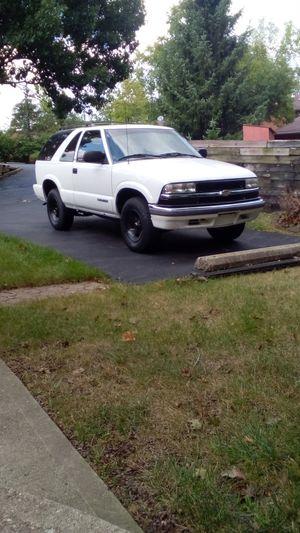 2000 Chevy blazer for Sale in Dayton, OH