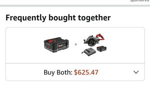 Cordless Skilsaw for Sale in Lake Wales, FL