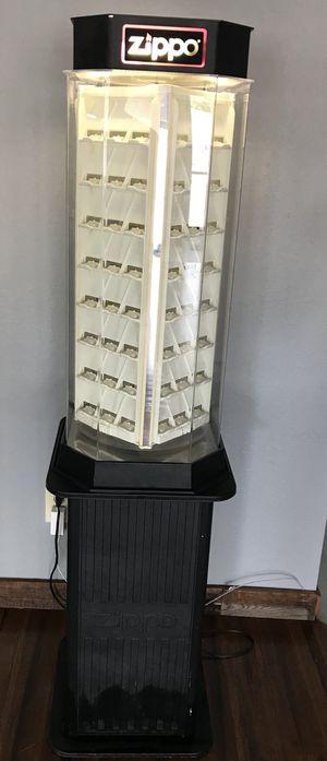 Zippo Display Case for Sale in Concord, CA
