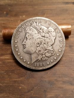 1884S Morgan Silver Dollar for Sale in St. Louis,  MO