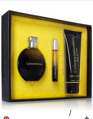 Catherine Malandrino fragrance set retails $130 for Sale in Detroit, MI