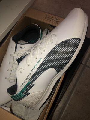 Puma evo speed low mercedes amg petronas running shoe 7.5 for Sale in Miami, FL
