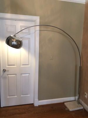 Arch lamp for Sale in Chevy Chase, MD