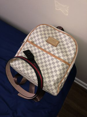 Louis Vuitton Bag & Gucci belt for Sale in Bexley, OH