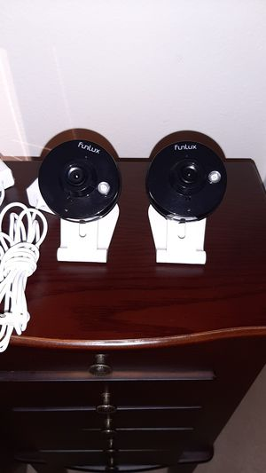 2 Set of Funlux Indoor Camera for Sale in Houston, TX