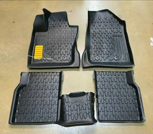 Jeep rubber car mats. Perfect for the winter! OEM! for Sale in Carlstadt, NJ