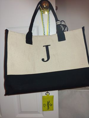 Large canvas tote bag for Sale in Roswell, GA