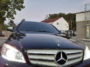 2009 Mercedes Benz c class customized 400 hp monster renntech for Sale in Rockville, MD