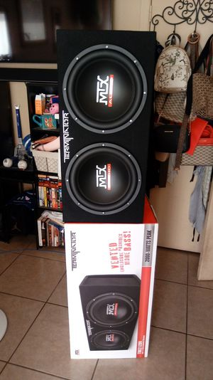 Mtx 12s Brand new in boxes for Sale in Mesa, AZ