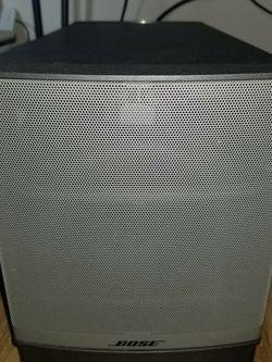 Bose Companion 5 Multimedia Companion Speakers SYS for Sale in Vancouver,  WA