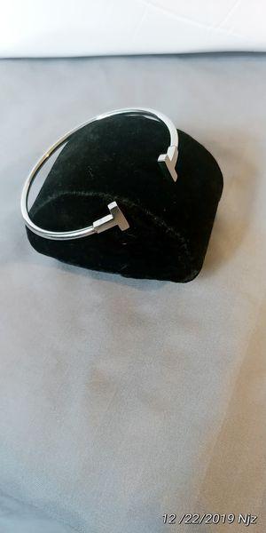 T cuff bracelet for Sale in Spanaway, WA