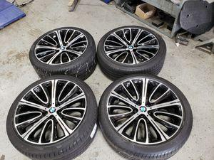 7 series bmw wheels 20 750i for Sale in Boston, MA