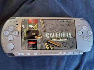 2001 * SLIM * - PSP - WITH 5,000 GAMES !! for Sale in Santa Ana, CA