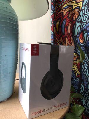 Beats Studio 3 Over Hear Headphones for Sale in Kent, OH