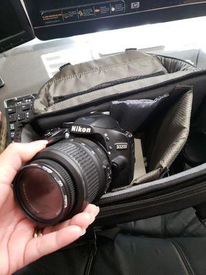 Nikon D3200 camera for Sale in Lake Elsinore, CA