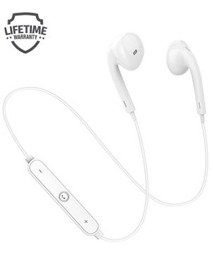TruWire Bluetooth Earphones, Bluetooth 4.1 Headphones, Wireless Sports Headphones with Mic for iPhone X/10/8 Plus/7/7 Plus/Samsung S8/S7/Note 8/LG/HT for Sale in Portland, OR