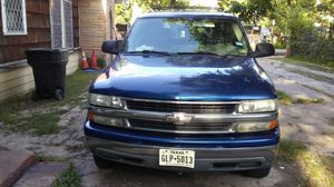 2001 Chevy Tahoe TRADE ONLY for Sale in Houston, TX