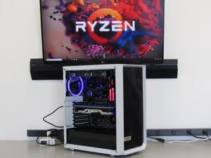 ** Financing + Brand New** Custom Build Gaming PC Computer AMD Ryzen 9 3900X(12-Core) 16GB RAM 500GB SSD + 2TB HDD NVIDIA RTX 2080 Super (8GB) Win 10 for Sale in Rancho Cucamonga, CA