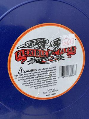 Saucer Sled for Sale in Pleasant Ridge, MI