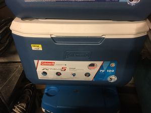 Coleman 70 quart cooler for Sale in Mount Lebanon, PA