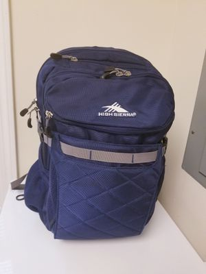High SIERRA LAPTOP BACKPACK for Sale in Arlington, VA