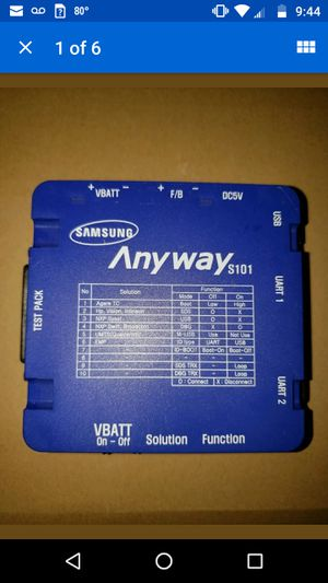 Samsung anyway jig factory hardware hacking device for Sale in Carbondale, IL