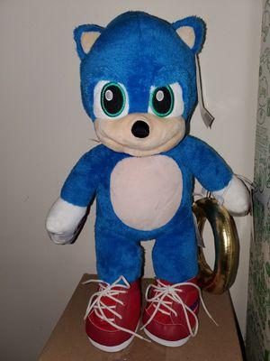 Build a Bear Sonic for Sale in Norwalk, CA