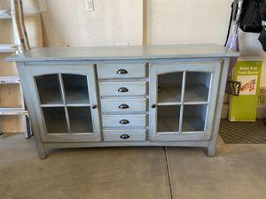 TV stand - media cabinets (homegoods) for Sale in Rancho Santa Margarita, CA