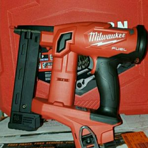 MILWAUKEE M18 FUEL BRUSHLESS 18 GA NARROW CROWN STAPLER NEW TOOL ONLY NO BATTERY NO CHARGER for Sale in Fontana, CA