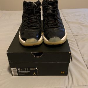 Air Jordan 11 Retro Sz 6y for Sale in Murfreesboro, TN