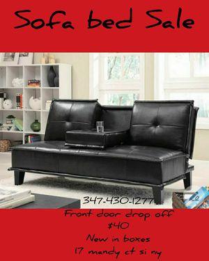 Sofa bed sale . futon bed sale for Sale in Flemington, NJ